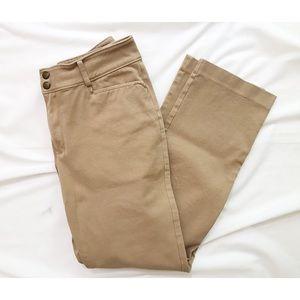 Ralph Lauren Khaki Riding Pants sz 8